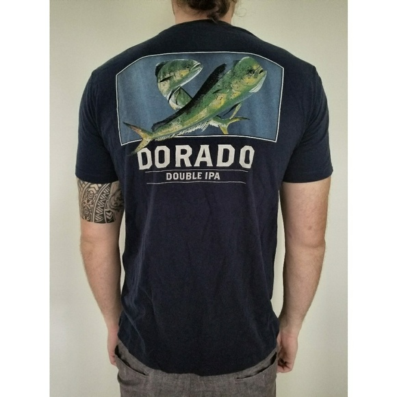 82a9ead12 Ballast Point Brewing and Spirits Other - Ballast Point Dorado Double IPA T- shirt